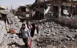 عامان على تحرير الموصل: السكان يتعايشون مع الخراب