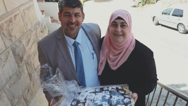 عبد الجبار جرار محروم من الفرحة بقرار من الاحتلال