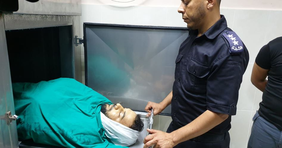 """جيش الاحتلال يزعم أن استهداف الشهيد الأدهم """"سوء فهم"""""""