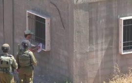 الاحتلال يُخطر بوقف بناء 6 منشآت فلسطينية غربي جنين