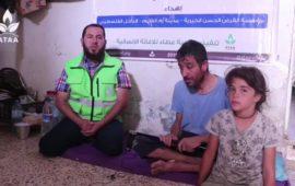 """""""القرض الحسن"""" في أم الفحم تتكفل باحتياجات عائلتين سوريتين"""