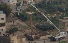 الاحتلال يأخذ قياسات 100 شقة سكنية مهددة بالهدم جنوب القدس