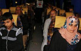 """48 من أهالي أسرى غزة يزورن 25 أسيرًا بـ""""رامون"""""""