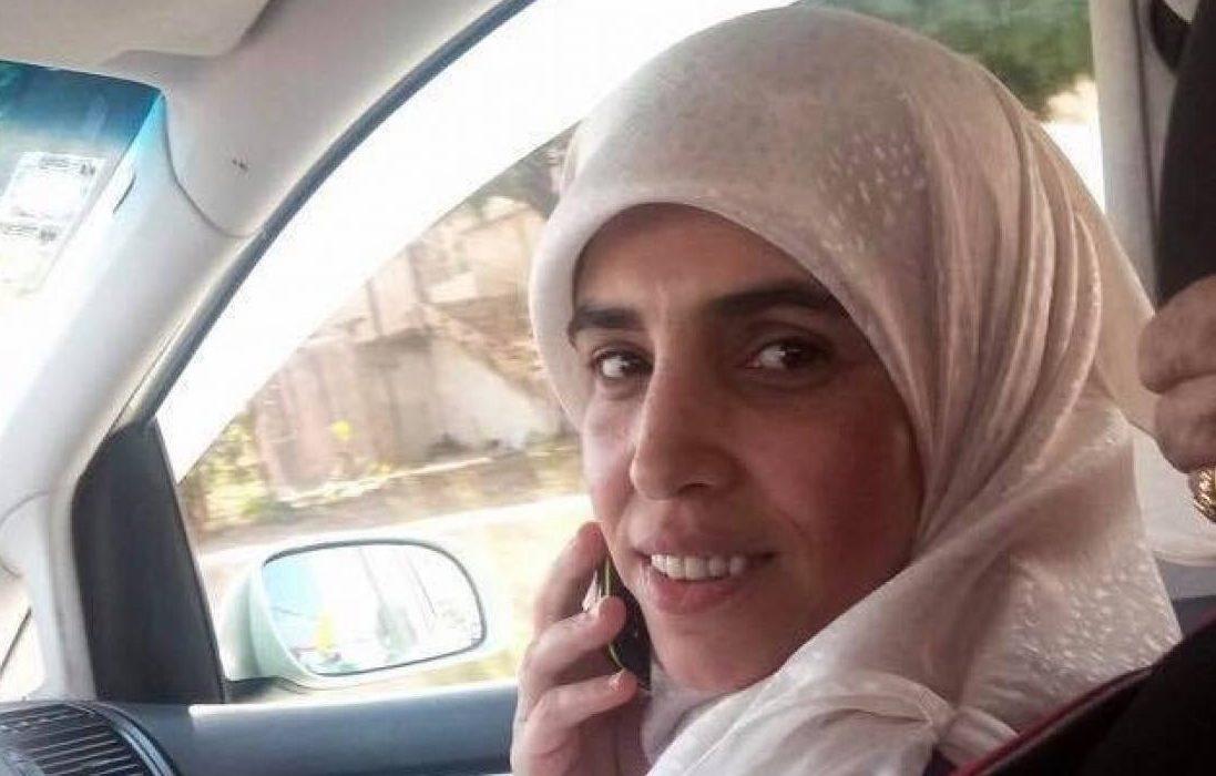 الإفراج عن صفاء أبو سنينة من الخليل