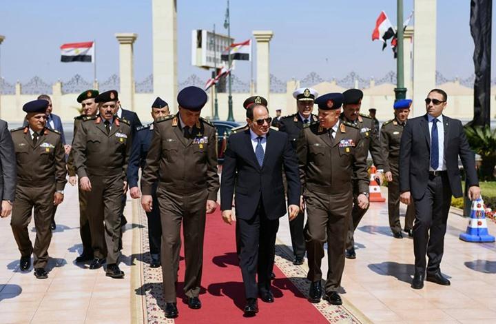 Photo of وثائقي يكشف حقائق سيطرة العسكر بمصر على الاقتصاد