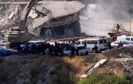"""""""المتابعة"""" تدين جريمة الاحتلال الإرهابية بتدمير بيوت وادي الحمص"""