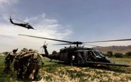 مقتل 27 من طالبان في غارة جوية أمريكية جنوبي أفغانستان