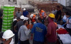 حادث عمل: إصابة خطيرة لعامل إثر سقوطه في حفرة قرب الناصرة