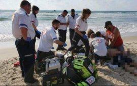 مصرع شاب من الكعبية وشابة من القدس غرقًا في شاطئ قرب حيفا
