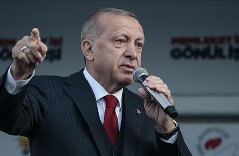 """Photo of أردوغان: """"أس400"""" لحماية أمننا القومي وليس للحرب"""