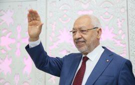 """""""النهضة"""" تصادق على ترشيح الغنوشي بالانتخابات التشريعية بتونس"""