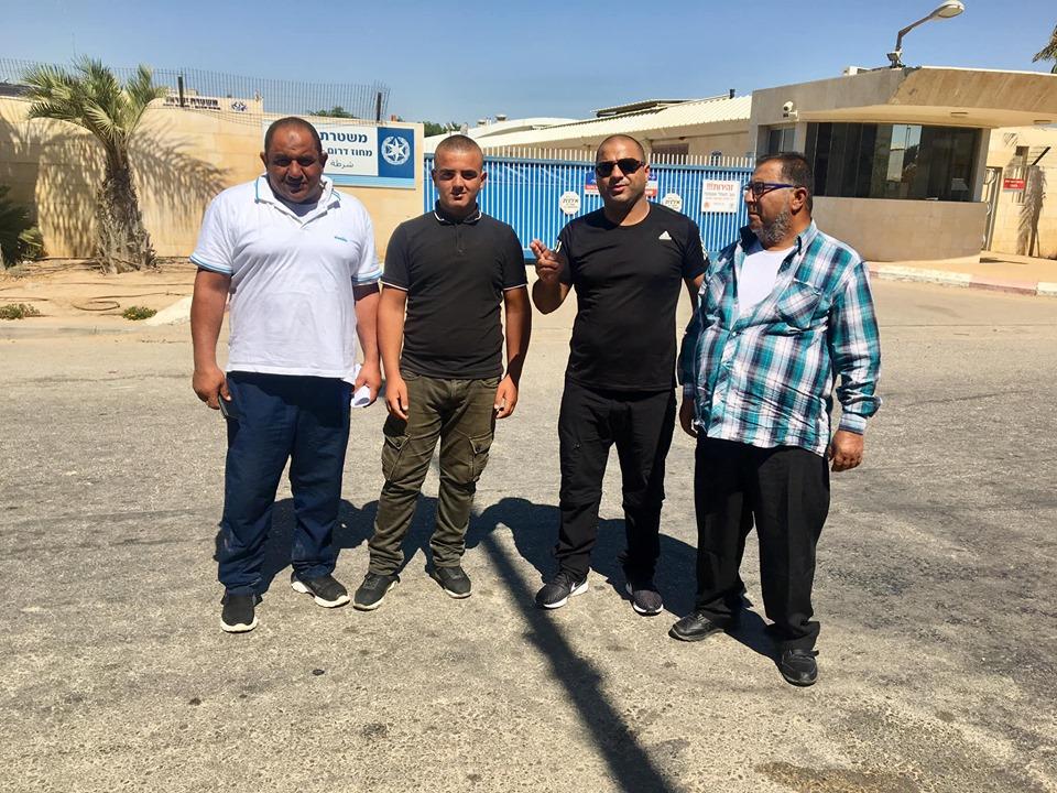 Photo of اطلاق سراح خمسة أشخاص من العراقيب بعد مثولهم للتحقيق