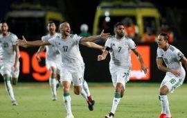 الجزائر تُتوج بلقب كأس أفريقيا للمرة الثانية بتاريخها