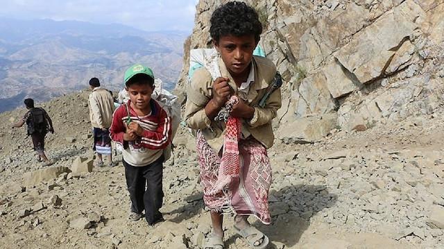 Photo of الأمم المتحدة: أكثر من 274 ألف نازح باليمن في 2019