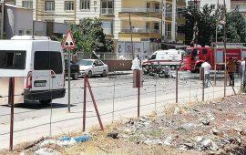 مقتل شخصين في انفجار سيارة بهطاي التركية