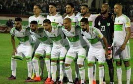 الجزائر تخطف نيجيريا في الثانية الأخيرة وتتأهل لنهائي إفريقيا
