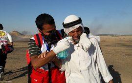 """إصابات بقمع الاحتلال فعاليات جمعة """"بوحدتنا تسقط المؤامرة"""""""