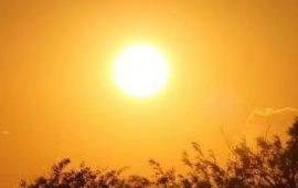 أجواء صيفية وارتفاع طفيف على الحرارة