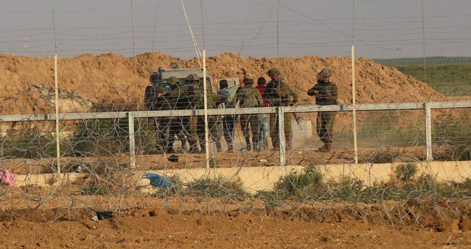 الاحتلال يقرر بناء جدار جديد على حدود شمال غزة