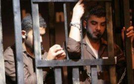 """27 من أهالي الأسرى يزورون ذويهم في سجن """"إيشل"""""""