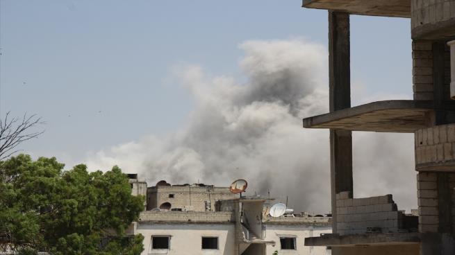 Photo of قوات المعارضة السورية تصد هجوماً للنظام وروسيا في إدلب