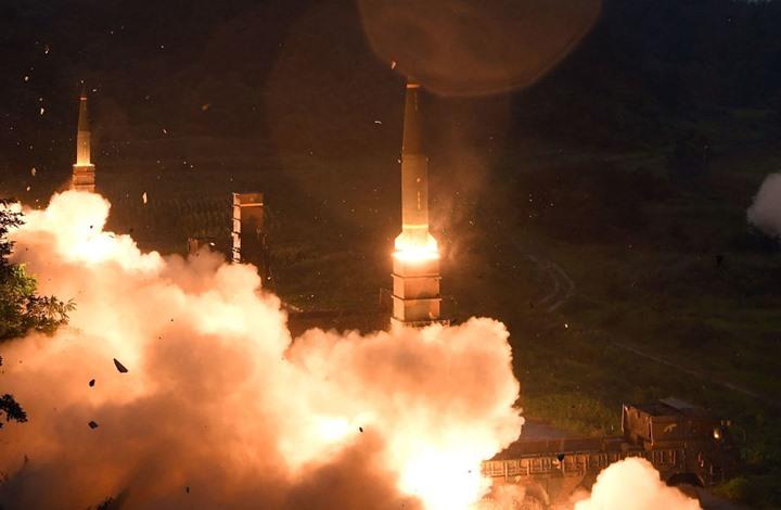 Photo of وسط التوتر.. تدريب باكستاني على إطلاق صاروخ بقدرات نووية