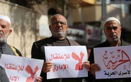 8 أسرى يواصلون إضرابهم عن الطعام في السجون الاسرائيلية