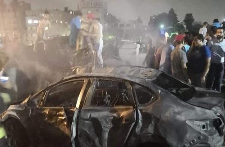 Photo of سياسيون مصريون يشككون برواية الداخلية حول حادث معهد الأورام