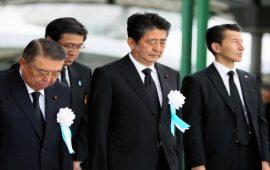 هيروشيما تحيي ذكرى إلقاء القنبلة الذرّية وتدعو طوكيو لتوقيع معاهدة السلاح النووي