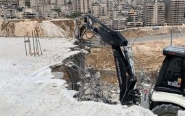 الاحتلال يهدم منزلين في القدس