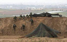 نتنياهو يهدد بشن عملية عسكرية واسعة ضد غزة