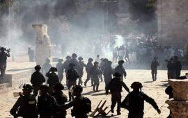 حماس: الأقصى خط أحمر لن نتهاون في حمايته