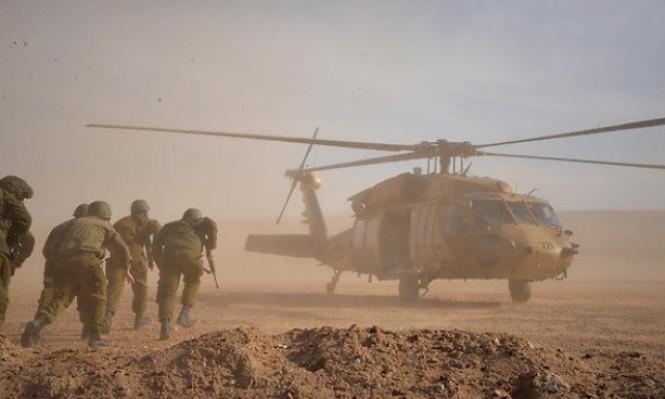 Photo of الجيش الإسرائيلي يجري مناورة عسكرية في الجليل الأعلى والغربي