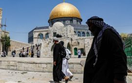 الأردن يحذر من التصعيد الإسرائيلي في القدس ويدعو لضغط دولي
