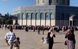 """""""الوفاء والإصلاح"""": ندين الاعتداء الاحتلالي الوحشي على المصلين في المسجد الأقصى المبارك"""