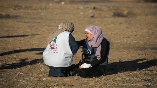 تكريم النساء المنقذات في اليوم العالمي للعمل الإنساني