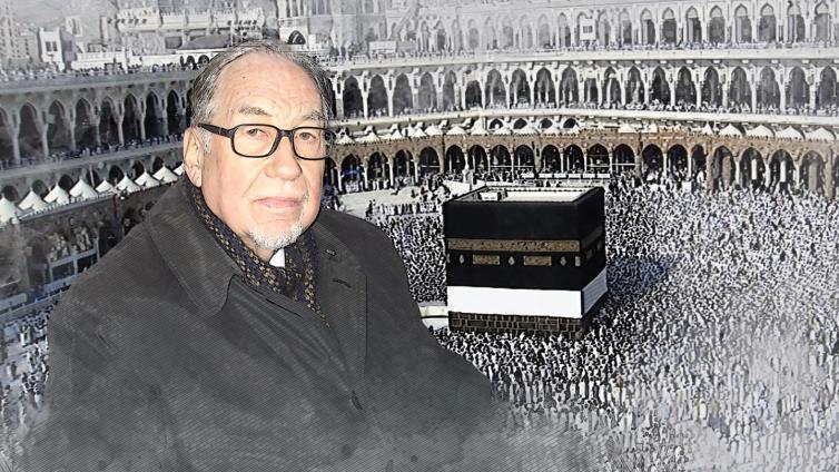 """من النازية إلى الإسلام.. كيف نظر """"مراد هوفمان"""" للحج؟"""