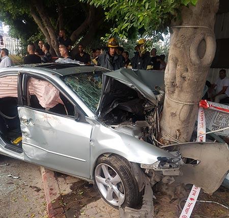 Photo of مصرع شاب من باقة وإصابة آخرين بحادث طرق ذاتي