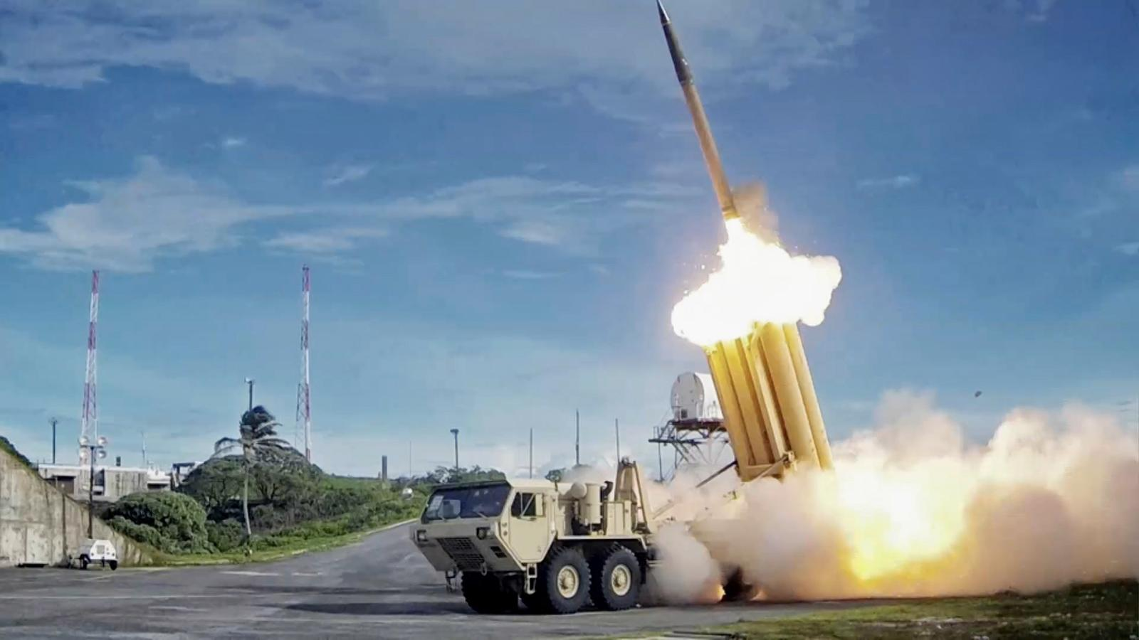 Photo of لمواجهة نفوذ بكين.. واشنطن تنشر صواريخها بآسيا خلال أشهر