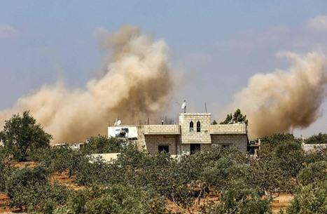 النظام يسيطر على بلدة استراتيجية تابعة لإدلب