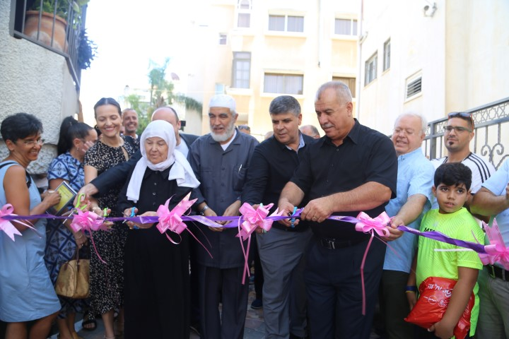 Photo of أم الفحم: حضور حاشد في حفل افتتاح متحف الرسام العالمي المرحوم عاصم أبو شقرة