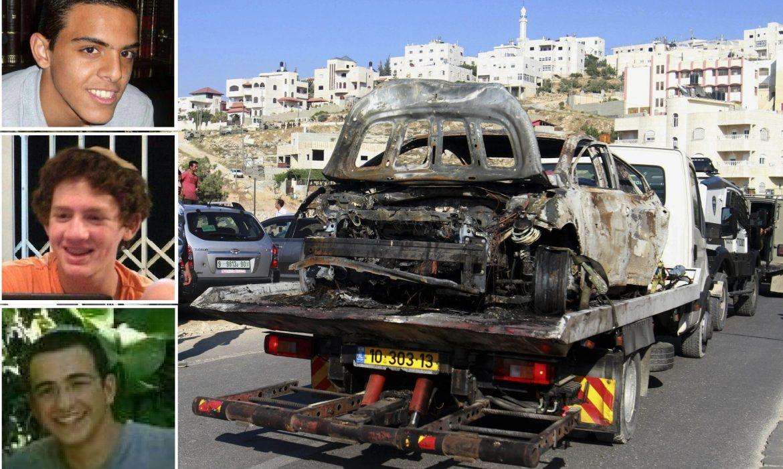 إسرائيل تكشف تفاصيل جديدة عن اختطاف 3 مستوطنين في 2014