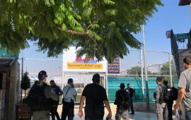 القدس: الاحتلال يقتحم ملعب ويمنع دوري رياضي في برج اللقلق