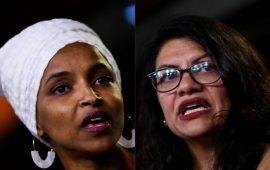 البيت الأبيض: إلهان عمر ورشيدة طليب لديهما نوايا سيئة تجاه إسرائيل