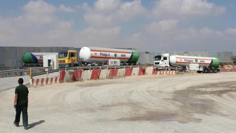 Photo of قرار إسرائيلي بتقليص كمية الوقود المسموح بها لغزة