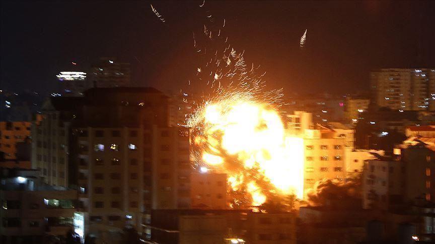 وزير إسرائيلي: نستعد لعملية عسكرية واسعة في غزة