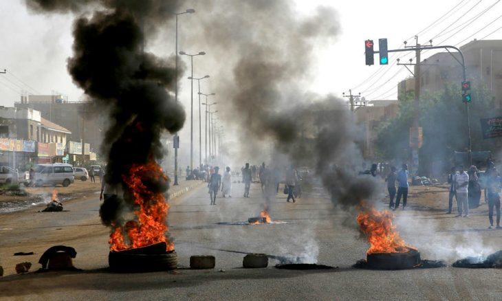 """Photo of """"حقوق الإنسان السودانية"""": 85 قتيلا حصيلة فض اعتصام الخرطوم"""