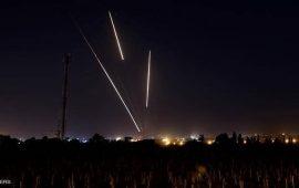 قصف أشدود وعسقلان بالصواريخ