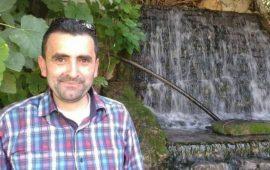 رسالة للأسير بسام السايح قبل استشهاده