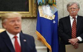 ترامب يقيل جون بولتون مستشار الأمن القومي الأميركي